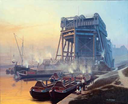 Anderton-Boat-Lift-dipinto
