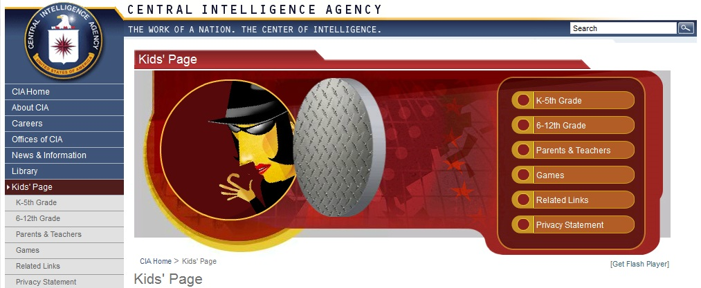 CIA-for-kids