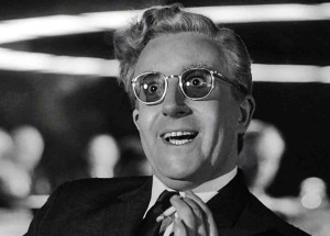 Peter Sellers dottor Stranamore